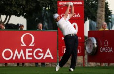 Exclusive Video: Omega Dubai Desert Classic Preview