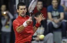 Tennis – Djokovic And Del Potro Go Through In Dubai
