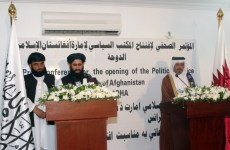 Taliban Confirms Talks With U.S. In Qatar On Thursday