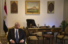 New Egyptian PM Seeks Dialogue, End To Divisions