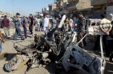 Car Bombs Kill Nearly 80 In Iraq, Target Eid Festivities
