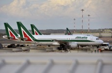 Etihad-backed Alitalia cancels 60% of flights as workers strike