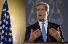 Kerry Urges Arabs To Back Campaign Against Islamic State