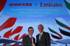 "Emirates-Qantas Deal Not A ""Reaction"" To Competition – Clark"