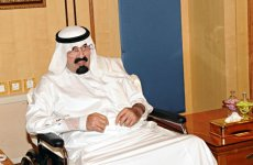 Saudi's King Abdullah Leaves Hospital