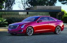 Car review: Cadillac ATS Coupe