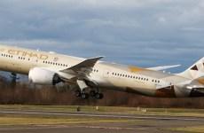 Etihad offers first, business class passengers free wifi, iPads on US flights