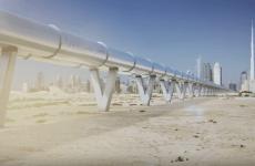 Dubai's RTA begins hyperloop feasibility study