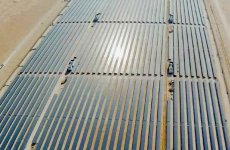 Work on phase 3 of Dubai's mega solar park to begin this month