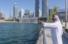 Video: Exploring Dubai's new Water Canal