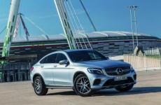 Car review: Mercedes GLC 300 Coupé