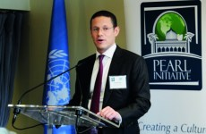 Interview: Crescent Group MD and Pearl Initiative founder Badr Jafar