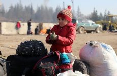 Saudi launches campaign to collect funds for Syrians displaced by war