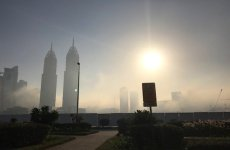 UAE warns motorists of low visibility and strong winds