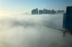 Foggy conditions expected to persist across the UAE