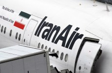 Plane catches fire at Tehran airport, all 100 passengers evacuated