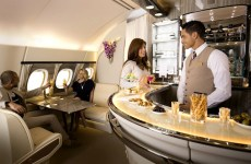 Video: Dubai's Emirates to revamp A380 onboard lounge
