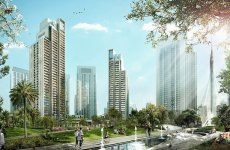 Emaar launches new waterfront project at Dubai Creek Harbour