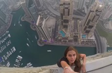 Cayan condemns model filmed hanging off Dubai tower
