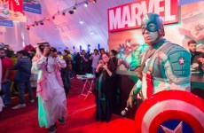 Saudi gamers get together at kingdom's first-ever Comic Con