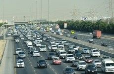 Speed limits reduced on two major Dubai roads