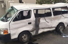 Two killed, eight injured in accident on Dubai's Al Wasl Road