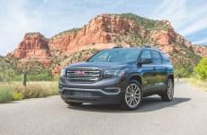 Car review: GMC Acadia