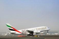 Emirates airline posts 82% drop in annual profit