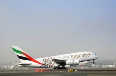 Dubai's Emirates to fly only A380 jets to Spain