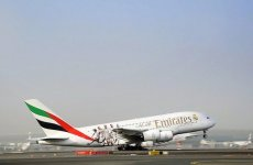 Emirates airline posts 82% drop in annual profit