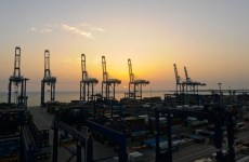 High winds close Saudi Arabia's Jeddah port