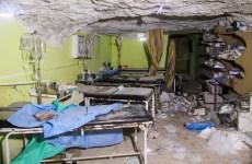 Photos of the week: Syria gas attack, Moscow metro bombing, Theresa May visits Saudi