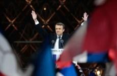 UAE, Saudi rulers congratulate Macron on winning French presidential election