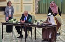 US, Saudi firms sign multi-billion dollar deals during Trump visit