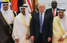 Saudi, UAE, Qatar leaders to visit Trump