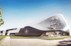 New Mercedes Benz showroom to be developed on Abu Dhabi's Yas Island