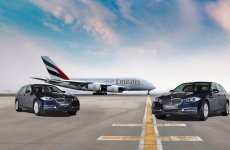 Dubai's Emirates to use BMW cars for business class chauffeur service