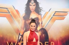 Lebanese ministry bans 'Wonder Woman' film