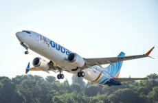 Flydubai receives first Boeing 737 Max jet