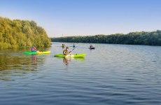 Mega Al Zorah project in Ajman to soon offer kayaking tours