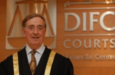 Former DIFC Courts deputy chief justice Sir Anthony Colman dies