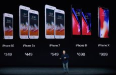 Pictures: Apple launches new iPhones, UAE prices revealed