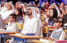 Dubai's ruler launches free education project