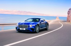 Car review: Bentley Continental GT