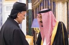 Lebanon's patriarch meets Saudi king in historic visit