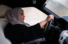 Saudi says ready to lift female driving ban next month