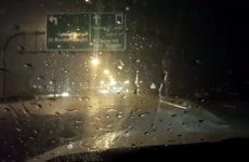 Heavy rains hit UAE overnight