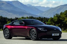 Car review: Aston Martin DB11 V8