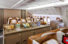In pics: Emirates reveals new business class cabin on Boeing 777 flights