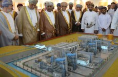 $465m gas power plant begins operations in Oman